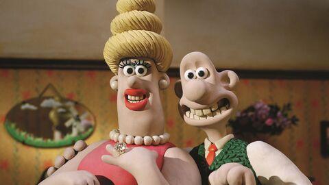 Wallace et Gromit: Cœurs à modeler