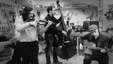 Tcha Limberger Trio