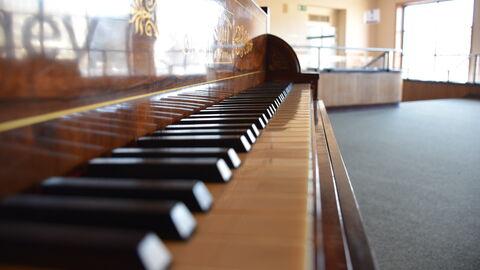 Atelier pour les familles: piano
