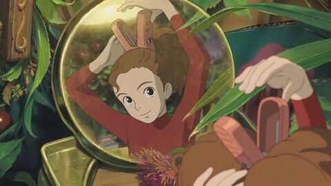 Arrietty: le petit monde des chapardeurs