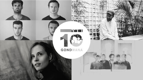 Gondwana 10 presents STUFF. + Portico Quartet + Matthew Halsall & The Gondwana Orchestra + Phil France + …