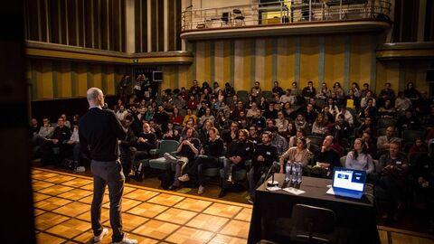 Studio Presentations