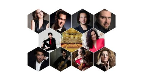 Opera For Peace - Edgar Moreau
