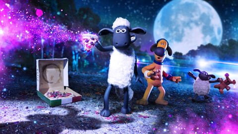 Shaun the Sheep Movie : Farmageddon