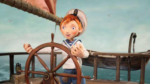 Kapitein Morten en de spinnenkoningin