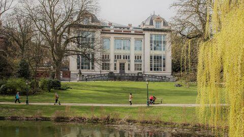 Découvrez Bruxelles: à vélo le long des quartiers ouvriers, des villas et des parcs