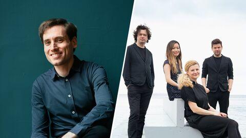 Boris Giltburg, Pavel Haas Quartet