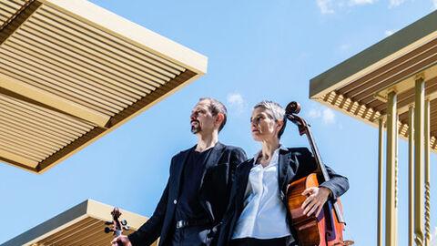 Anne Gastinel et Xavier Phillips