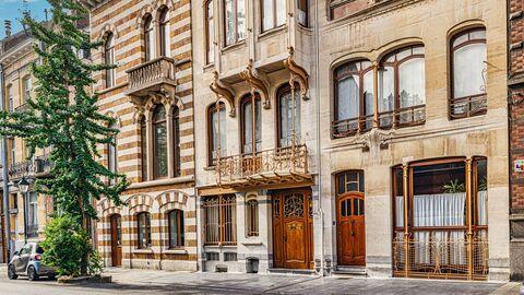 Visite guidée : Art Nouveau dans le quartier Louise