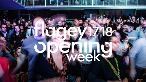 Flagey Opening Week