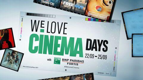 We Love Cinema Days 2021