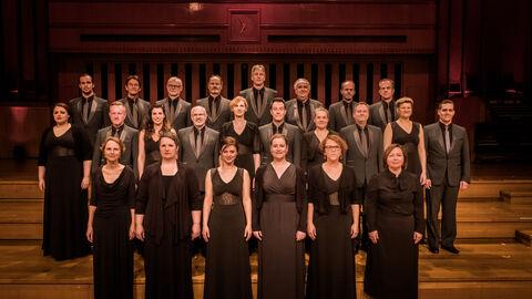 Concert de Noël Vlaams Radio Koor