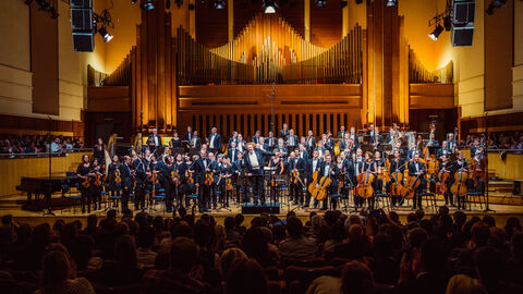 Brussels Philharmonic: 'Also sprach zarathustra'
