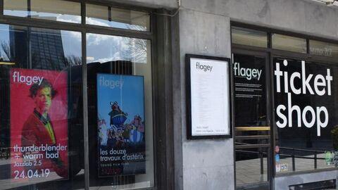 Flagey recherche un(e) Assistant(e) de Billetterie