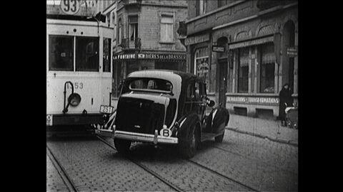 Bruxelles des années 1910 et 1920