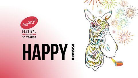 Commencez votre été avec Festival Musiq3!