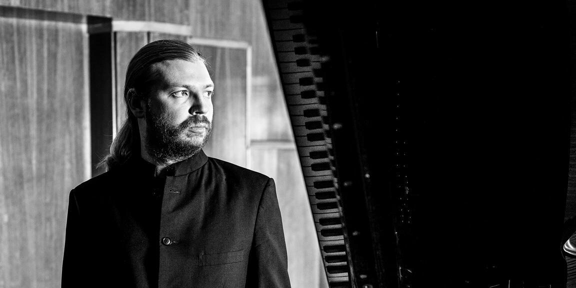 Volg het concert van Denis Kozhukhin live op Musiq3!