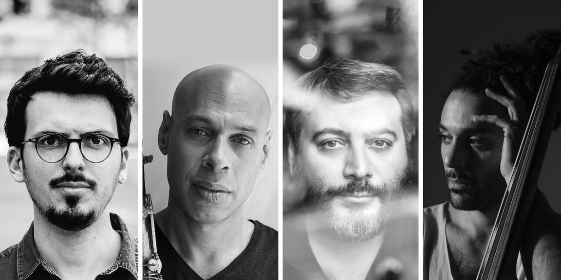 Antoine Pierre, Joshua Redman, Eric Legnini, Or Bareket