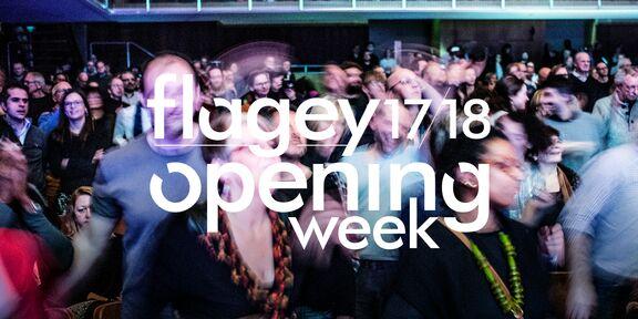 Flagey Opening Week