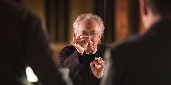 Langdurige samenwerking tussen Collegium Vocale Gent en Flagey