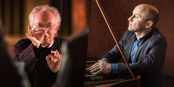 Collegium Vocale Gent, Philippe Herreweghe, Nelson Goerner