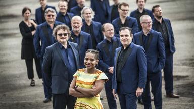 Tutu Puoane & Brussels Jazz Orchestra : We Have a Dream