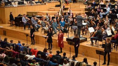 Workshop ReMuA/ShAkE & Brussels Philharmonic voor families
