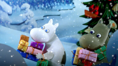 Kerstmis in Moominland