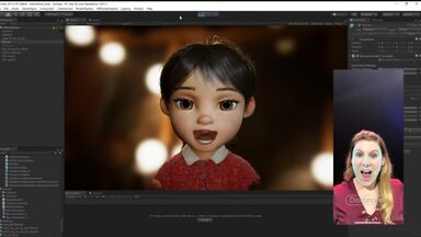 Animate in real-time with Unity