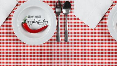 Kom bij ons spaghetti eten ten voordele van Brussel Helpt!