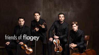 Friends of Flagey series: Quatuor Modigliani