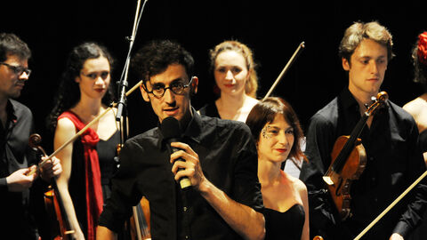 Festivalorkest & Patrick Leterme