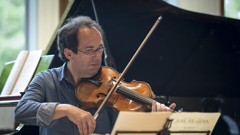 Violin & Viola Duo