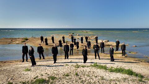 Estonian Philharmonic Chamber Choir