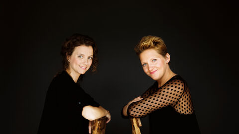 Vineta Sareika & Amandine Savary