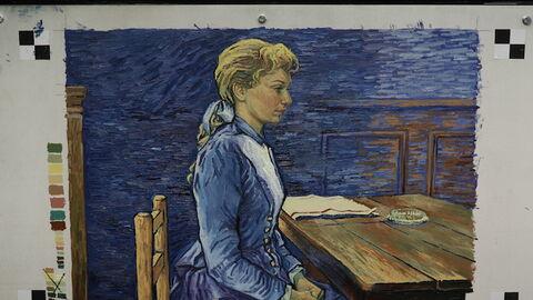 Tentoonstelling Loving Vincent