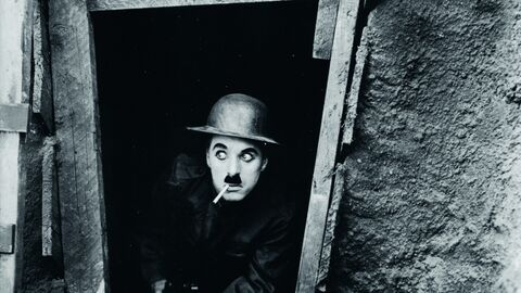 Kortfilms van Charlie Chaplin
