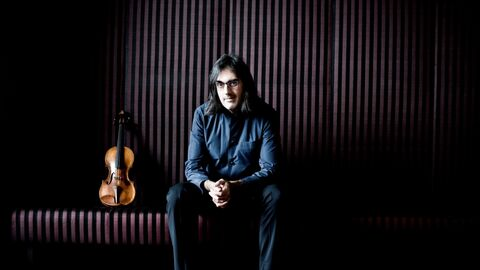 Brussels Philharmonic, Leonidas Kavakos