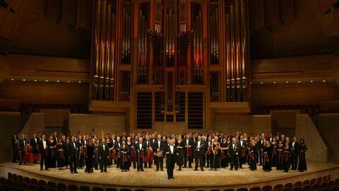 National Philharmonic Orchestra of Russia, Dali Gutserieva, Ekaterina Lekhina