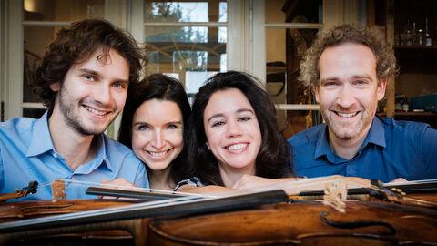 Quatuor Alfama & Albane Carrère