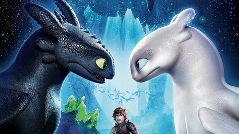Hoe tem je een draak 3: de verborgen wereld
