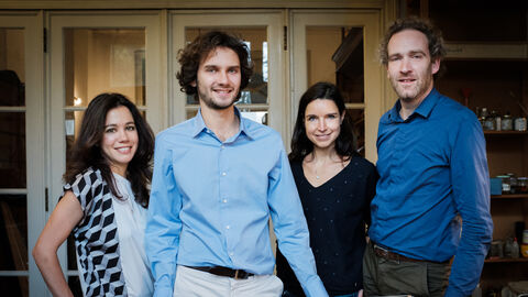 Fanny et Félix | Quatuor Alfama & Ariane Rousseau