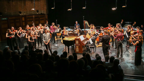 Orchestre du Festival & Patrick Leterme