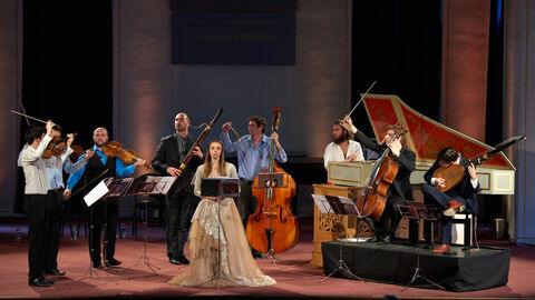 Ensemble Jupiter : Vivaldi
