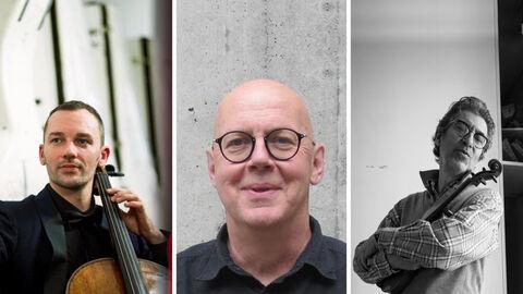 Ekho #3: Van Palladio tot Stradivari. Verhoudingen in architectuur en vioolbouw