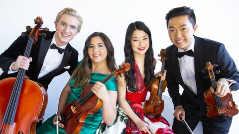 Banff International String Quartet Competition Winner