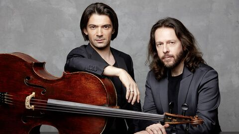 Gautier Capuçon & Frank Braley: the Complete Beethoven Cello Sonatas