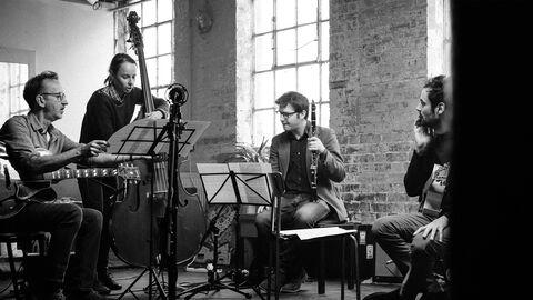 Kamao Quartet feat. Tcha Limberger