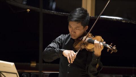 Complete Ysaÿe's Sonata's