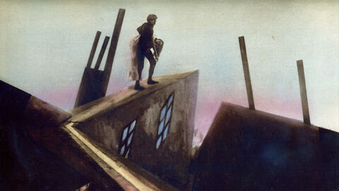 Het Kabinet van Dokter Caligari